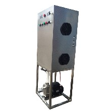 50G氧气源臭氧发生器工业污水处理医疗废水屠宰污水处理一体机臭氧设备脱色除臭降解COD图片