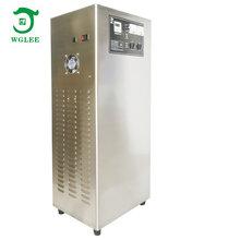 广西臭氧发生器厂家供应100G水产养殖臭氧机工业水处理高浓度臭氧机图片