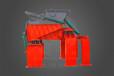 鶴壁煤化永馳XZG液壓破拱超大變量重型振動給料機