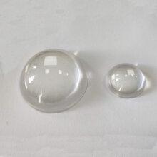 玻璃非球面透镜厂家直销非球面聚光透镜一片可做光学led舞台灯透镜设计