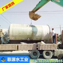 四川一体化预制泵站污水提升泵站设备厂家