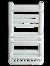 欧兰德散热器家用卫浴背篓背筐置物架