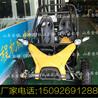 雪地嬉雪游乐设备全自动变速的越野卡丁车雪地卡丁车