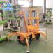 6米8米單柱鋁合金升降機鋁合金升降平臺小型移動維修貨梯