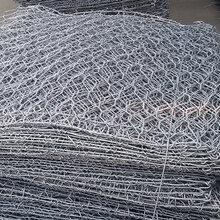成都堤坝护岸六角石笼网厂家图片