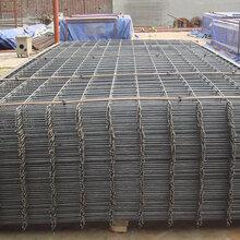 商洛桥梁铺设钢筋网片-6mm冷轧带肋钢筋网片整车发货图片