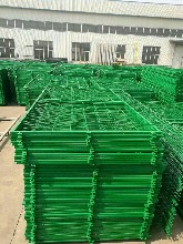 4mm线径车间隔离网1.5米高仓库隔断网价格图片