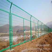 1.8米高框架护栏网公路护栏网工厂现货多图片