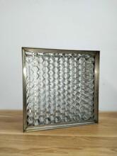 蔚瀚環保蜂巢型電子除塵裝置除塵殺菌中央空調凈化圖片