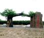 池州新款生态农业园大门造型美观