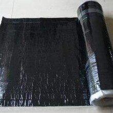 湖北铝箔防晒膜自粘卷材双面自粘防水卷材图片