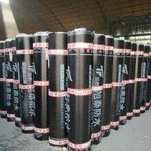 上海地铁用SBS聚酯胎防水卷材自粘聚合物防水卷材厂家旭泰图片