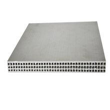 厂家批发pp中空定做建筑塑料模板抗湿性耐腐蚀性强表面平滑图片