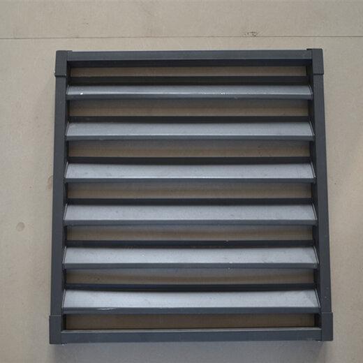 安順護欄空調百葉,廣西鋅鋼百葉窗批發