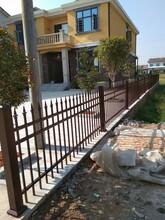 株洲组装锌钢围栏,铁艺围栏图片