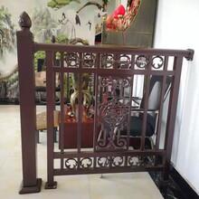 醴陵鋁藝護欄廠家,鋁藝圍欄圖片