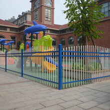 益陽鐵藝圍欄廠家,隔離護欄圖片