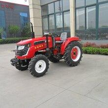 轮式农用拖拉机大棚王四轮拖拉机供应四轮东方红拖拉机旋耕机