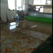全自动木工贴面生产线热熔胶贴纸机移门家具免漆贴面机图片