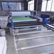 热熔胶自动涂胶贴面机耐高温辊压覆膜机热胶覆布机贴面机厂家图片