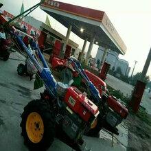 供应柴油大马力手扶拖拉机农用手扶旋耕机后带多种机械