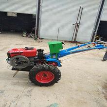 多功能农用犁地耙地手扶拖拉机柴油动力手扶拖拉机自走式旋耕机