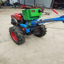 优质新型农用手扶拖拉机单缸两轮手扶拖拉机起垄培土机