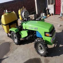 农用机械拖拉机旋耕机农用拖拉机牵引式四轮管理机