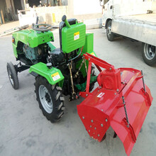 小四轮拖拉机小型农用旋耕拖拉机四驱农用拖拉机大棚王图片