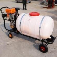 小麦灭虫汽油打药机葡萄园大马力手推打药机大容量果园喷雾机图片
