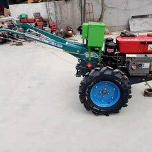 耕地收获播种动力机水冷手扶拖拉机多功能柴油松土机