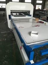 全自动真空吸塑覆膜机橱柜门吸塑机PVC上下加热双工位覆膜机图片