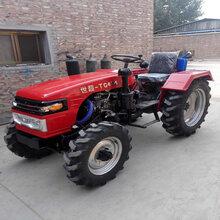 水旱两用型拖拉机打田机中型四驱轮式拖拉机配套各种农具施肥机