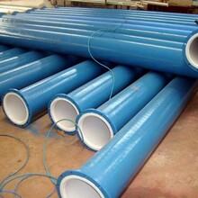 环氧煤沥青防腐钢管厂家√价格√钢管性能图片