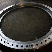 法兰之家推荐%20592碳钢平焊法兰生产工艺图片