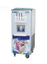 杰冠立式三头冰淇淋机杰冠BQL-838商用甜筒机冰淇淋机图片