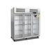 美厨大三门风冷保鲜柜美厨AES1.6G3美厨三门冷藏展示柜茶叶柜饮料柜陈列柜