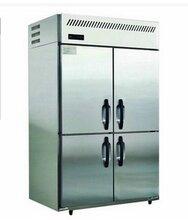 松下四门直冷冰箱松下SRR-1581NC松下四门冷藏保鲜柜松下4门商用厨房冷柜直冷