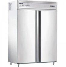 君诺冷冻插盘柜君诺JN-D1150FL2君诺双门冷冻插盘冰箱风冷插盘式冷冻柜商用