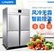 綠零四門低溫冷凍柜綠零冰箱TG-1.0L4FD綠零風冷無霜冷凍冰箱