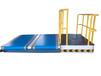 廠家供應價格全自動履帶式紙板移動輸送車輸送平臺自動化物流輸送設備移動輸送小車