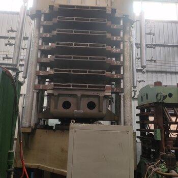 二手1100t液压式高发泡油压机