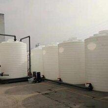 聚乙烯儲罐_30噸PE儲罐_耐酸堿儲罐廠家生產圖片