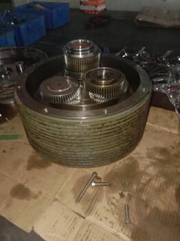 山西太原华大LW650卧螺离心机正规厂家