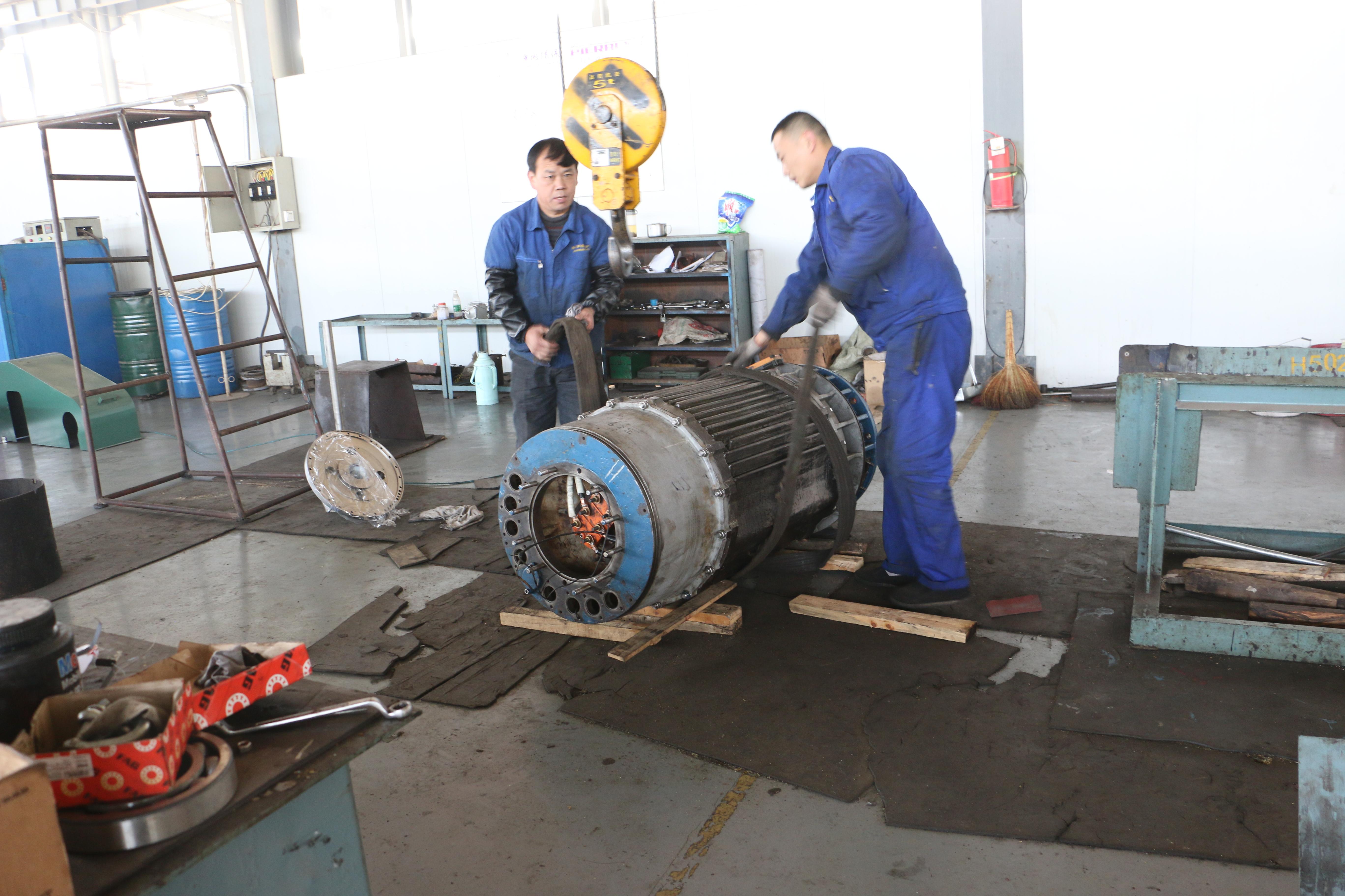 天津天津周边华大550进口离心机国产离心机认准维修好厂家