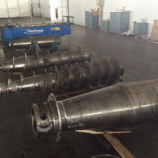 广西钦州阿法拉伐p2-425沉降离心机企业大包项目维修