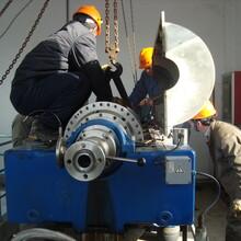 山西長治貝亞雷斯FP600國電離心機華電企業大包項目維修圖片