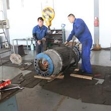 福建三明韦斯伐利亚煤焦油离心机整机大修检测图片