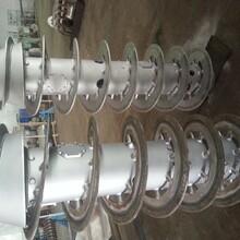 遼寧大連安德歷次D4臥螺離心機整機平衡螺旋修復保養圖片