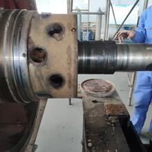 四川雅安Z5EZ4E离心脱水机螺旋尺寸修复图片